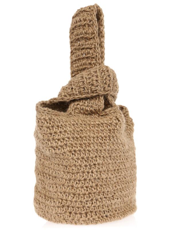 tottori el yapımı kadın çantası