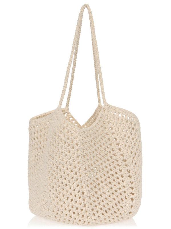 El yapımı dali kol çantası